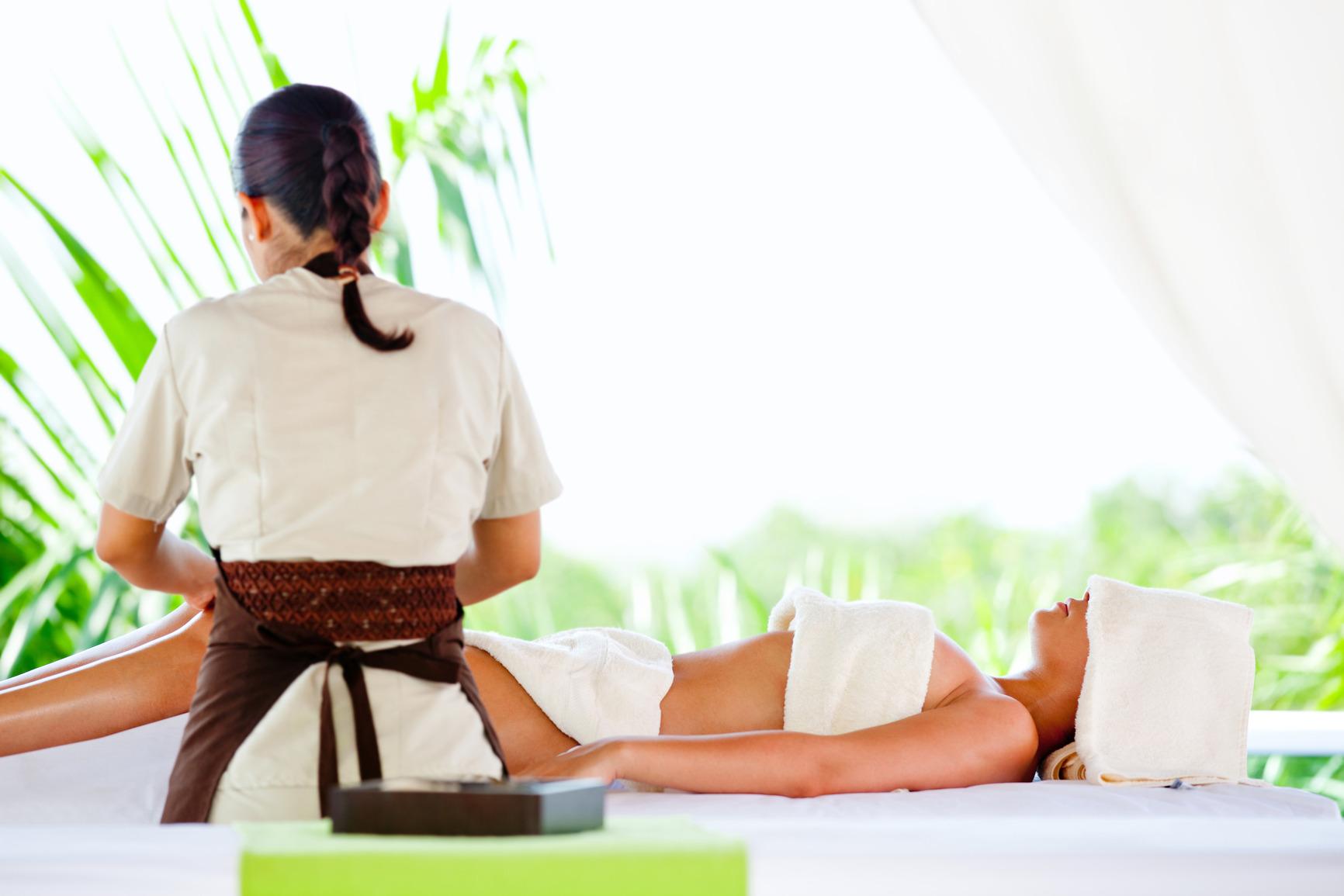 Entspannende traditionelle Thaimassage buchen | Mabuhay