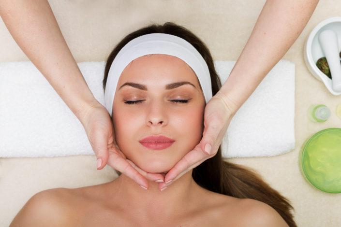 Gesichts- & Kopfmassage - Beispielbild