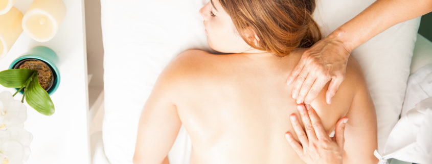 Lomi Lomi Nui Massage - Beispielbild